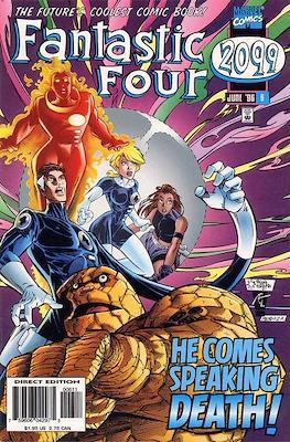 Fantastic Four 2099 (Comic Book) #6