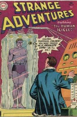 Strange Adventures (Comic Book) #53