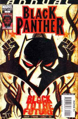 Black Panther Annual (2008)