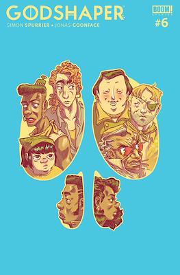 Godshaper (Comic-book) #6