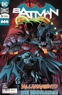 Batman: Nuevo Universo DC / Renacimiento (Grapa) #91/36