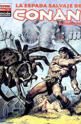 La Espada Salvaje de Conan el Bárbaro. Edición coleccionistas (Rústica. 64 páginas. B/N. (2005-2008).) #11