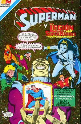 Supermán (Grapa. Serie Avestruz) #114