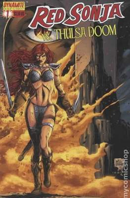 Red Sonja vs. Thulsa Doom (2006) (Grapa) #1