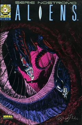 Aliens. Serie Nostromo (Grapa 36 pp) #5