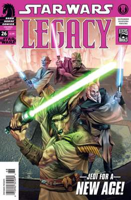 Star Wars: Legacy (Digital) #26