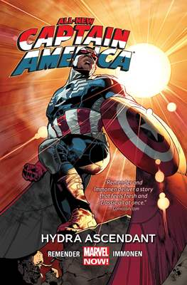 All-New Captain America - Hydra Ascendant