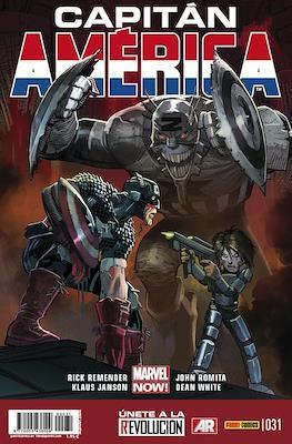 Capitán América Vol. 8 (2011-) (Grapa) #31