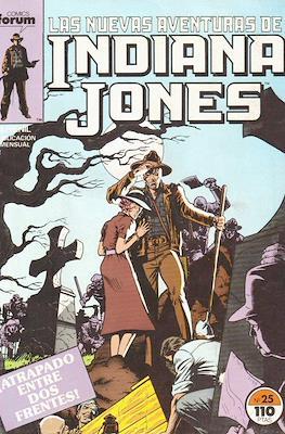 Indiana Jones (Grapa 24 pp) #25