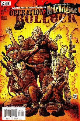Adventures in the Rifle Brigade: Operation Bollock