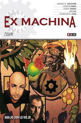 Ex Machina (Rústica) #9