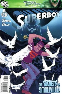Superboy Vol. 5 (2011) #8