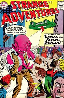 Strange Adventures (Comic Book) #106