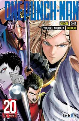 One Punch-Man #20