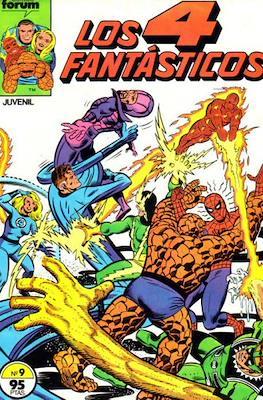 Los 4 Fantásticos Vol. 1 (1983-1994) #9