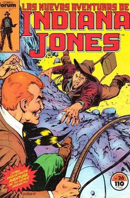 Indiana Jones (Grapa 24 pp) #26