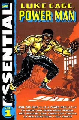 Essential Luke Cage: Powerman (Rústica) #1