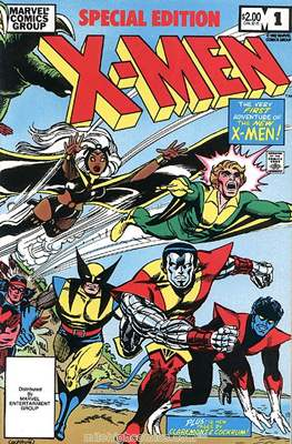 X-Men Special Edition