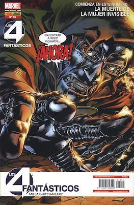 Los 4 Fantásticos / Los Cuatro Fantásticos Vol. 7 (2008-) (Grapa 24-48 pp) #15