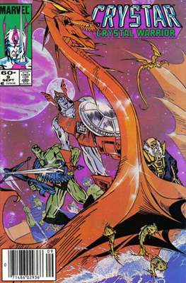 Saga of Crystar, Crystal Warrior (Comic-Book) #9