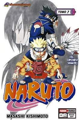 Naruto (Rústica) #7