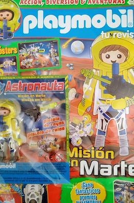Playmobil (Grapa, 36 páginas, color) #41