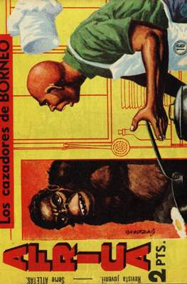 Africa (Grapa) #16