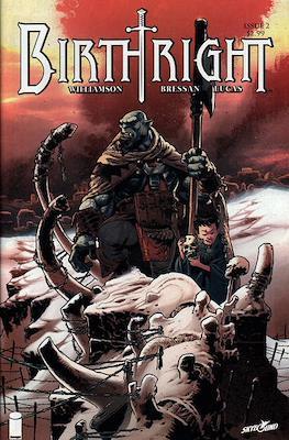 Birthright (Comic-book) #2