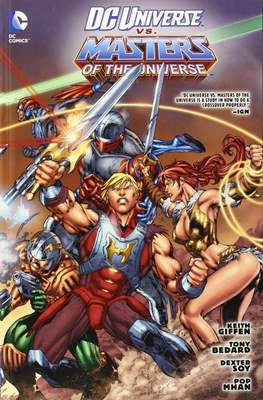 DC Universe vs Masters Of The Universe