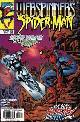 Webspinners: Tales of Spider-Man #4