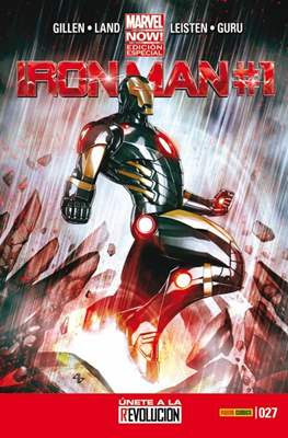El Invencible Iron Man Vol. 2 (2011-) (Grapa - Rústica) #27