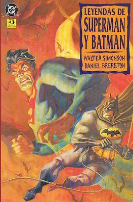 Leyendas de Superman y Batman #2