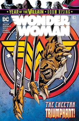 Wonder Woman Vol. 5 (2016-) (Comic book) #81