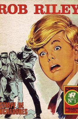 Historias Gáficas para Jóvenes (Serie Roja B) (Grapa. 1973) #6