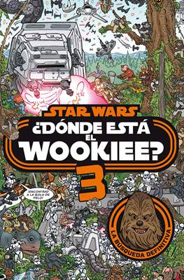¿Dónde está el wookiee? (Cartoné 48 pp) #3