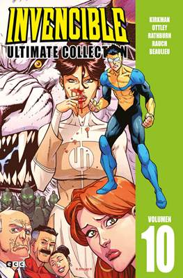 Invencible - Ultimate Collection #10