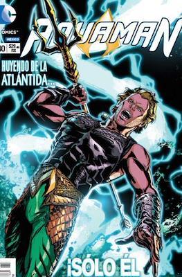 Aquaman (Grapa) #40