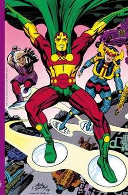 The Collected Jack Kirby Collector (Softcover) #4
