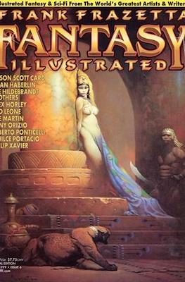 Frank Frazetta Fantasy Illustrated (Magazine) #6
