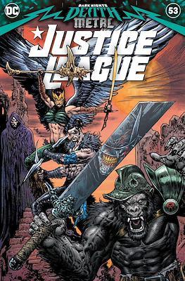 Justice League Vol. 4 (2018- ) (Comic Book) #53