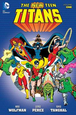 The New Teen Titans (Softcover) #1