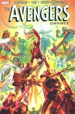 The Avengers Omnibus (Hardcover 744-832 pp) #2