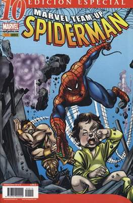 Spiderman. Marvel Team-Up #10