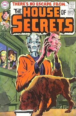 The House of Secrets (Comic Book) #87