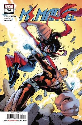 Ms. Marvel (Vol. 4 2015-...) (Comic book) #34