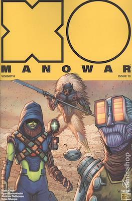 X-O Manowar Vol. 4 (2017-2019 Variant Cover) #13.3