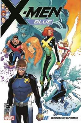 X-Men Blue (TPB Softcover) #5