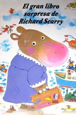 El gran libro sorpresa de Richard Scarry