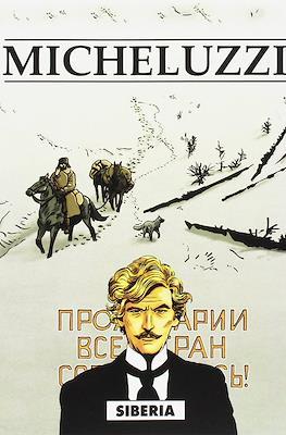 Siberia (Cartoné 128 pp) #