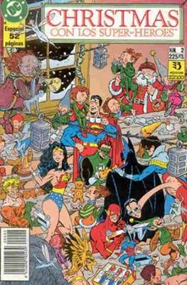 Christmas con los Super-Héroes (Grapa) #2